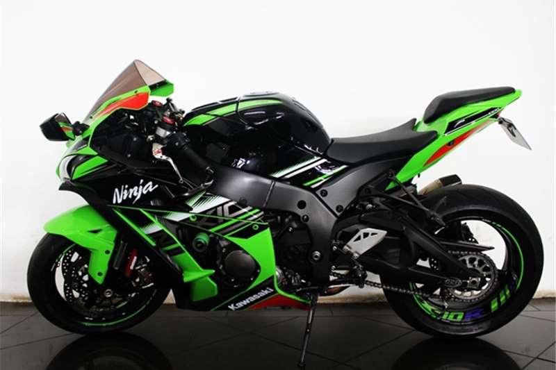 Used 2016 Kawasaki ZX