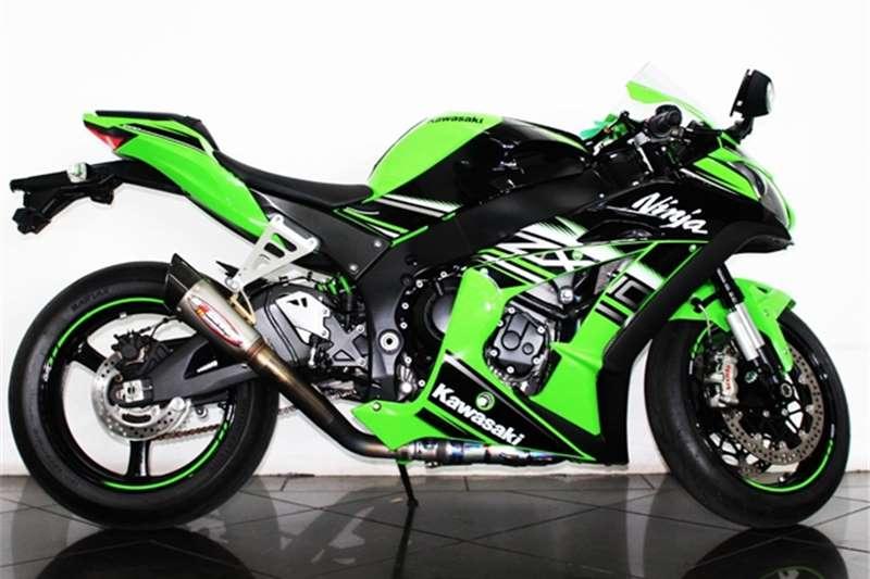 Used 2019 Kawasaki ZX
