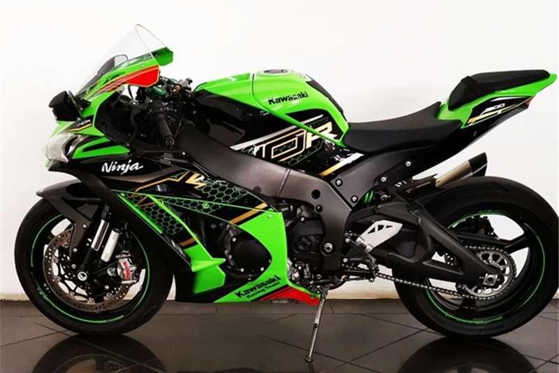 Used 2020 Kawasaki ZX