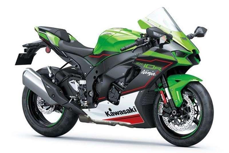 Used 2021 Kawasaki ZX