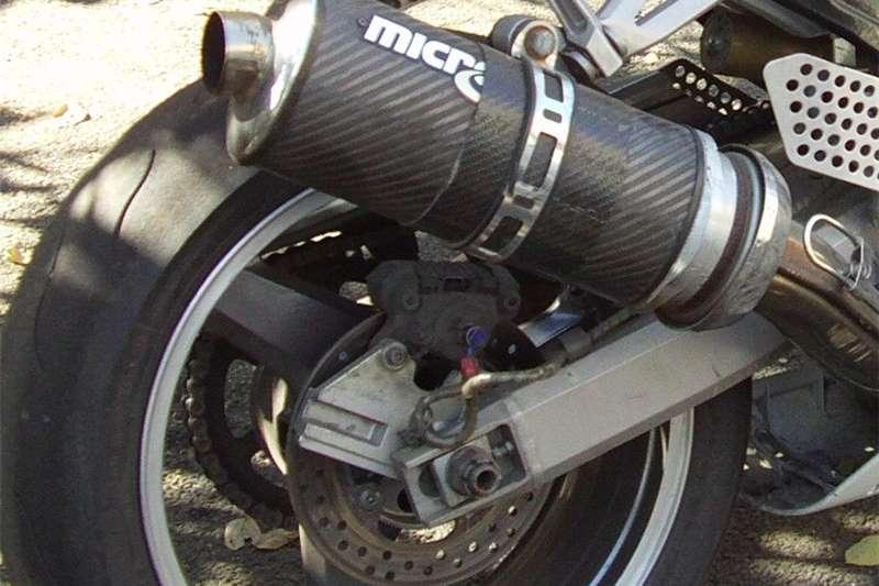 Kawasaki ZX 12 2007