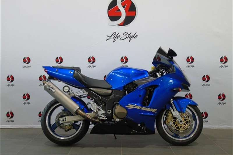 Kawasaki ZX 12R 2004