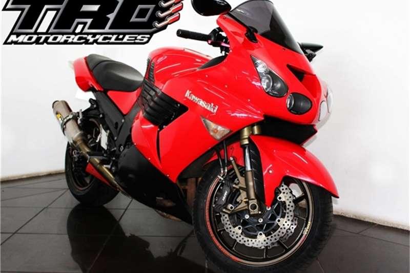 Kawasaki ZX 14 2007