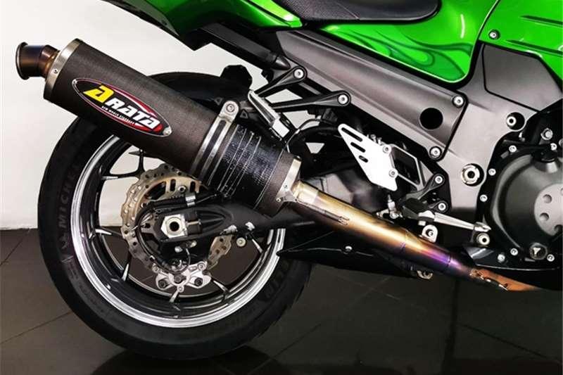 Used 2012 Kawasaki ZX