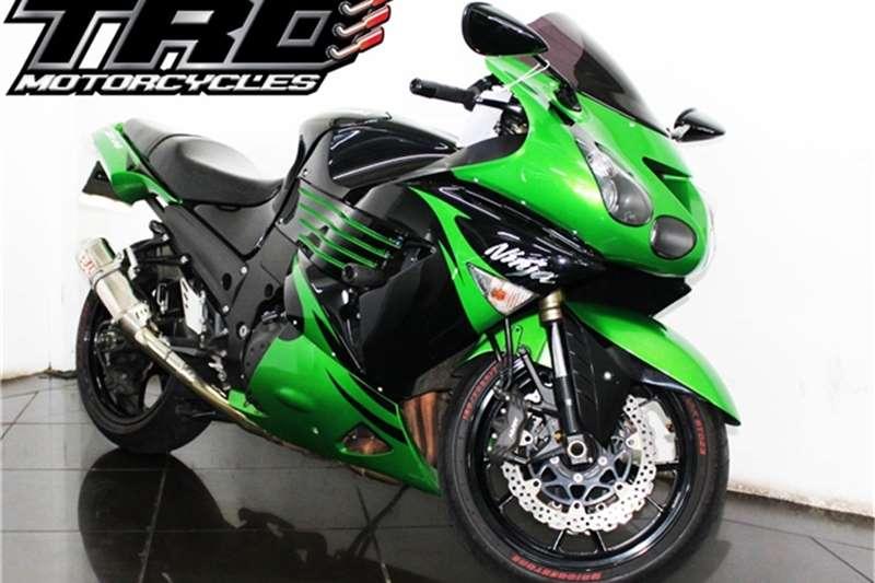 2009 Kawasaki ZX