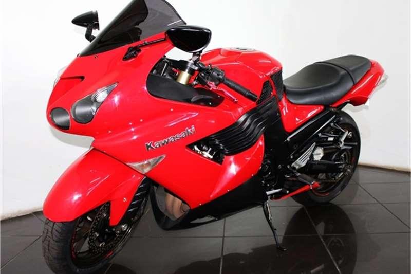 Kawasaki ZX 1400 2007