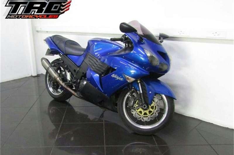 Kawasaki ZX 14R 2006