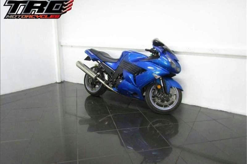 Kawasaki ZX 14R 2007