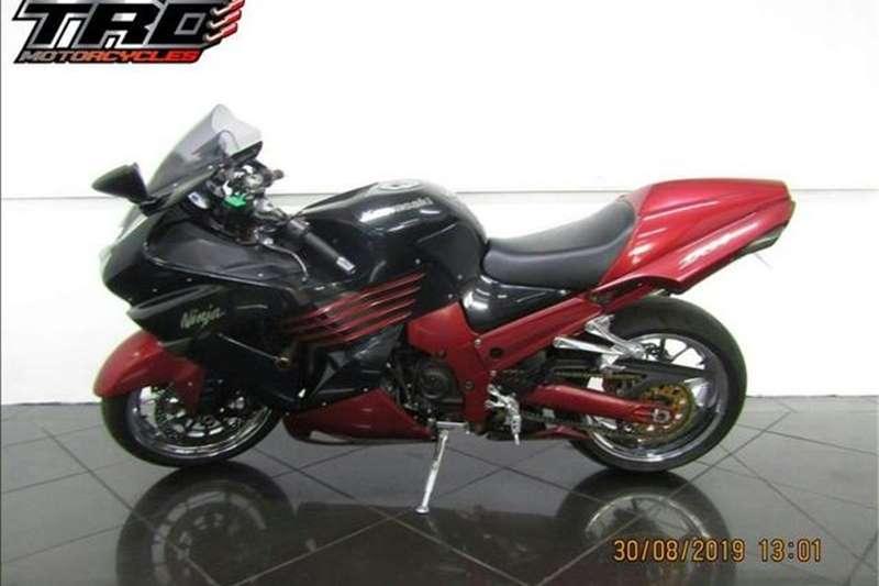 Kawasaki ZX 14R 2008