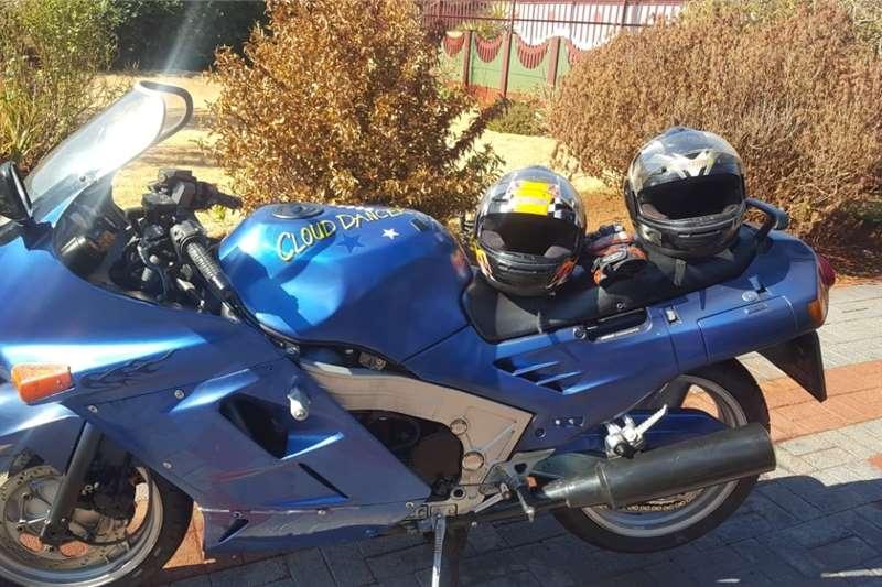 1997 Kawasaki ZX