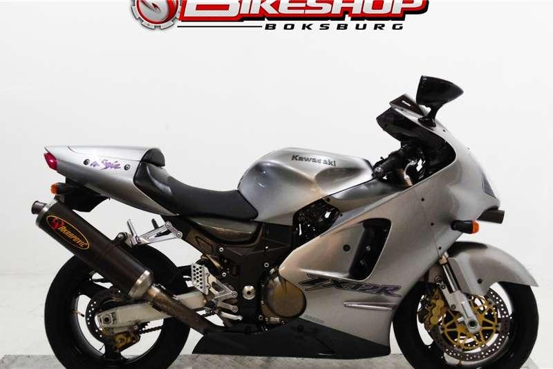 Used 2000 Kawasaki ZX