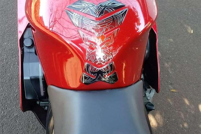 2002 Kawasaki ZX