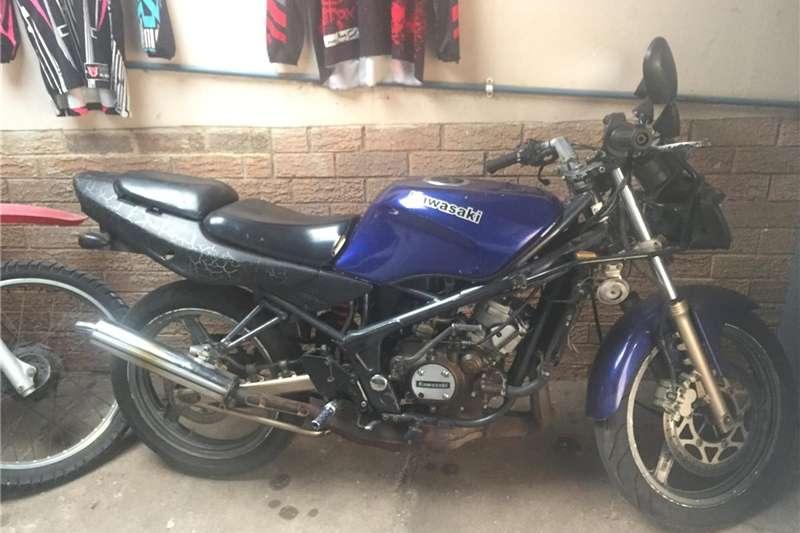 Kawasaki ZX 2006