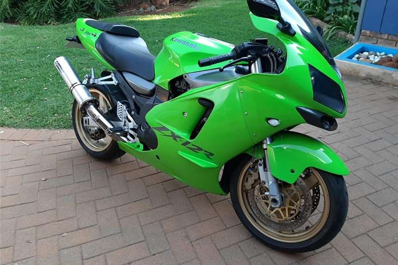 Used 2006 Kawasaki ZX