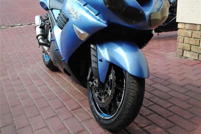 Kawasaki ZX 2007
