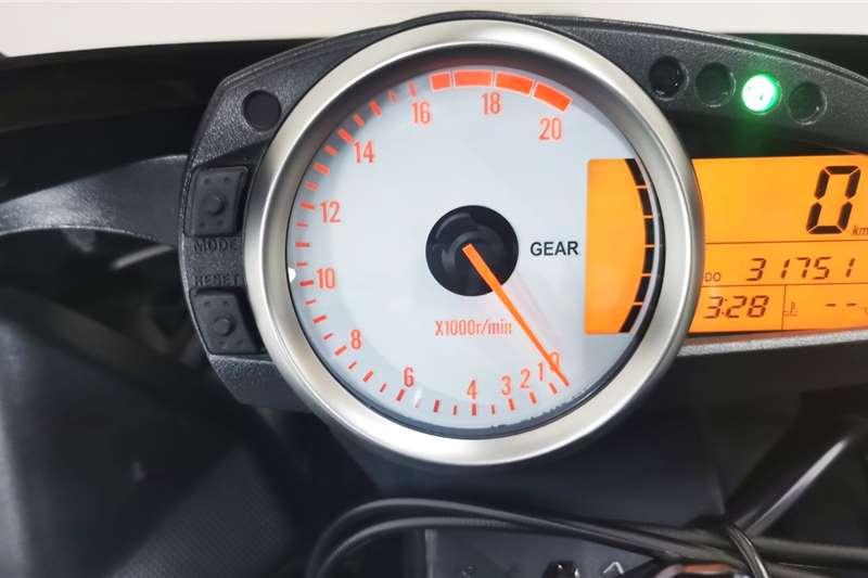 Kawasaki ZX 2008