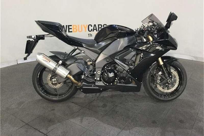 Kawasaki ZX 2011