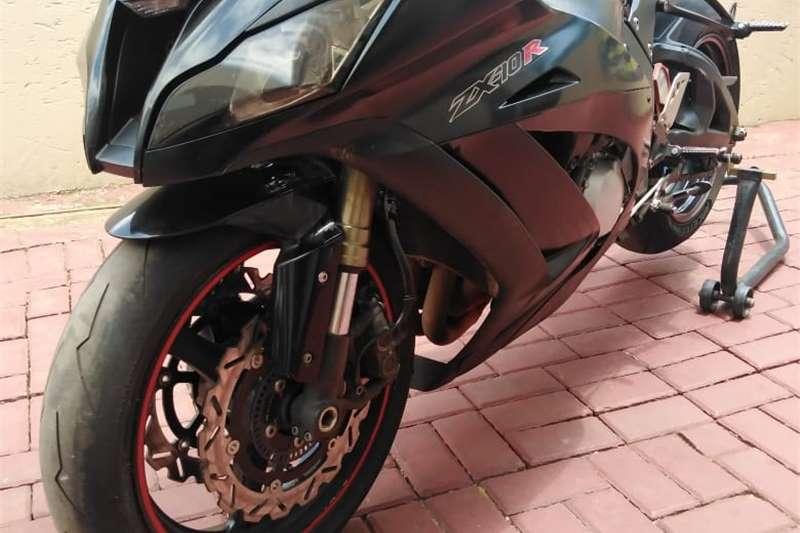 Kawasaki ZX 2012