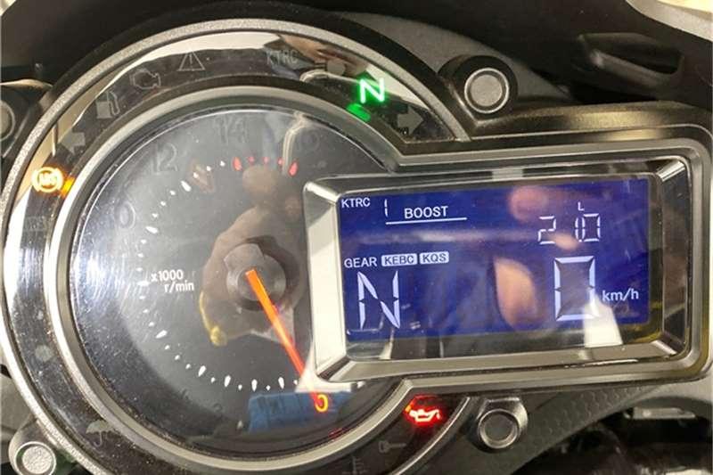 2015 Kawasaki ZX