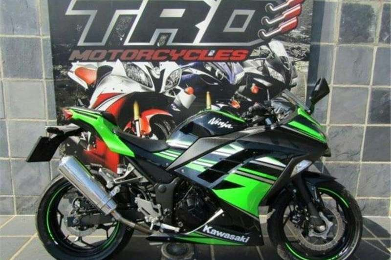 Kawasaki ZX 300 ABS 2016
