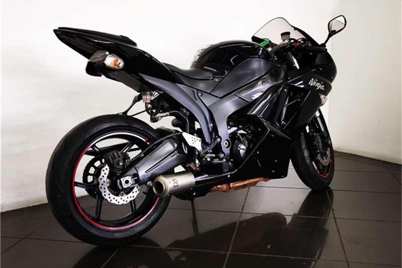 Used 2007 Kawasaki ZX
