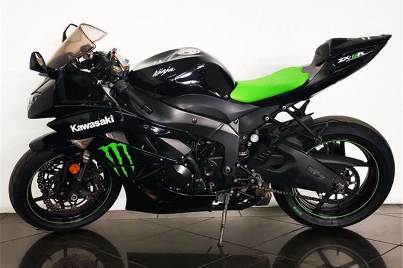 Used 2010 Kawasaki ZX
