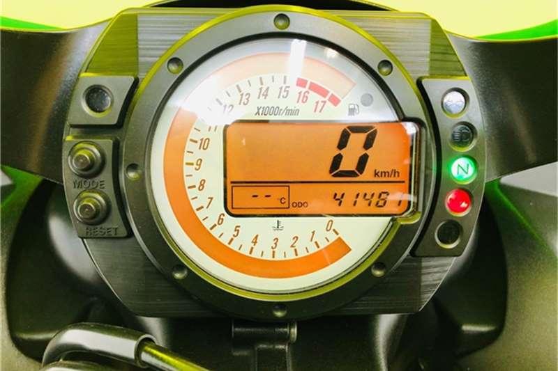 Used 2003 Kawasaki ZX
