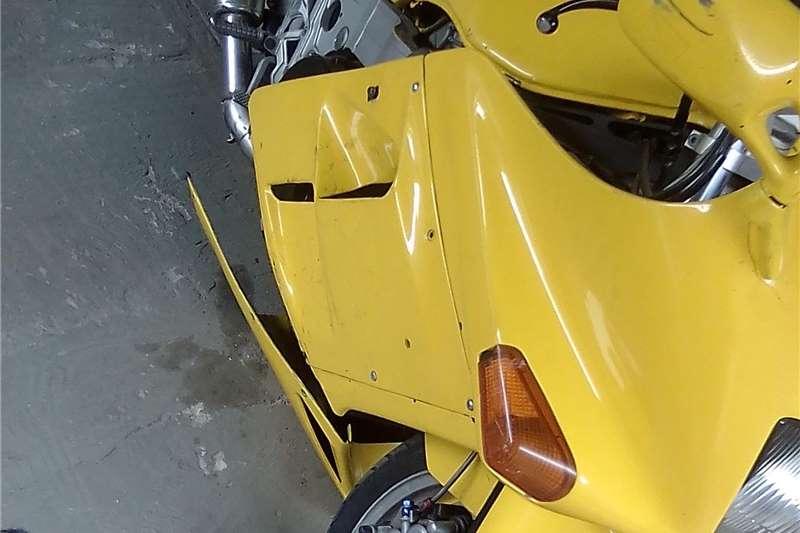 Kawasaki ZX10 1990
