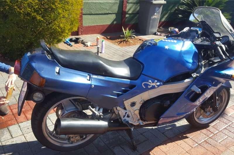 1997 Kawasaki ZX10