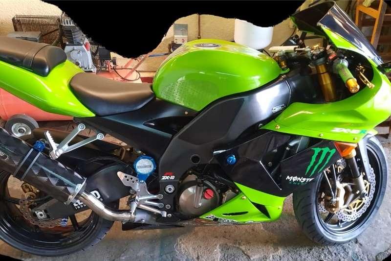 Kawasaki ZX10 2004