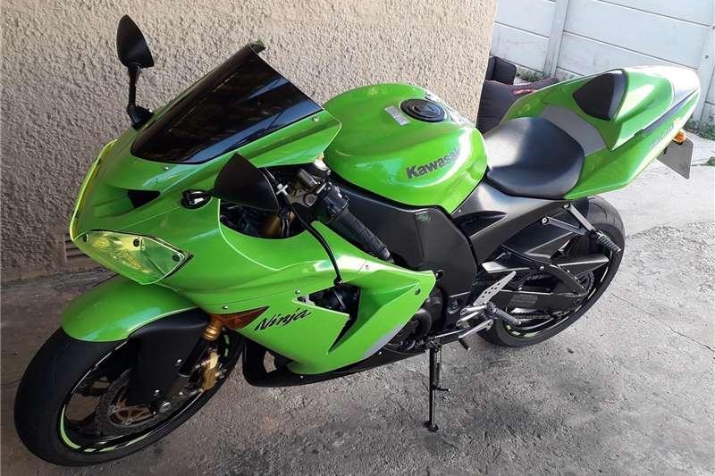 Used 2004 Kawasaki ZX10