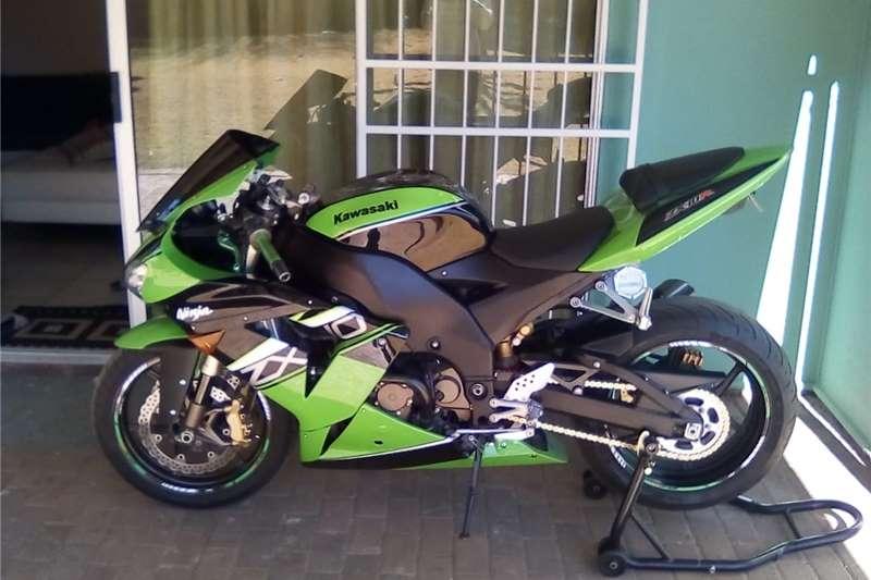 Kawasaki ZX10 2005