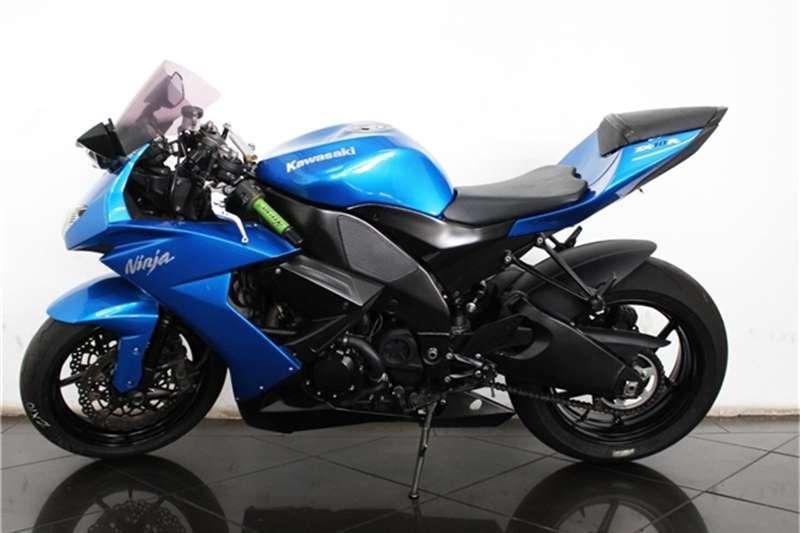 Kawasaki ZX10 2009