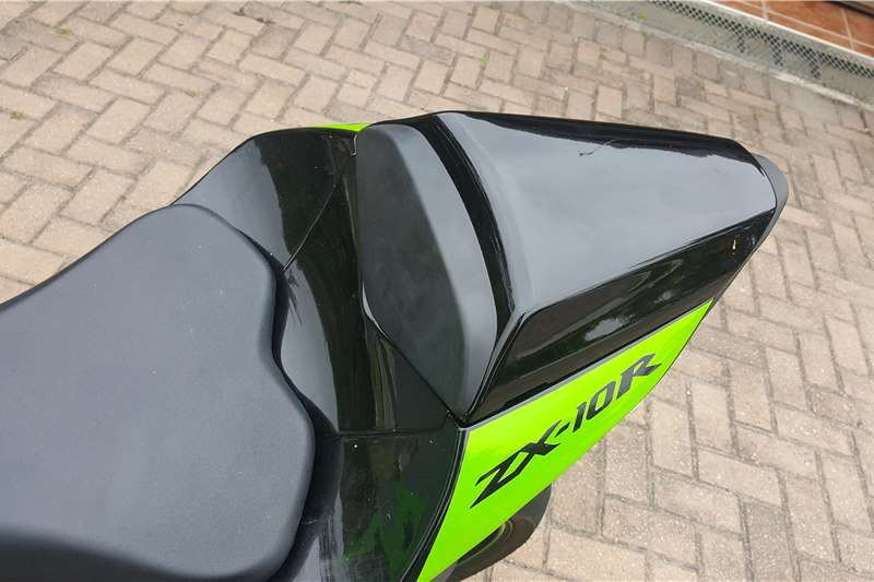 Used 2010 Kawasaki ZX10