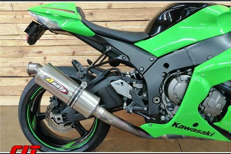 Kawasaki ZX10 2011