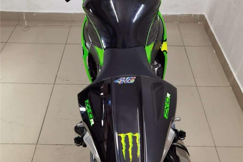 2011 Kawasaki ZX10