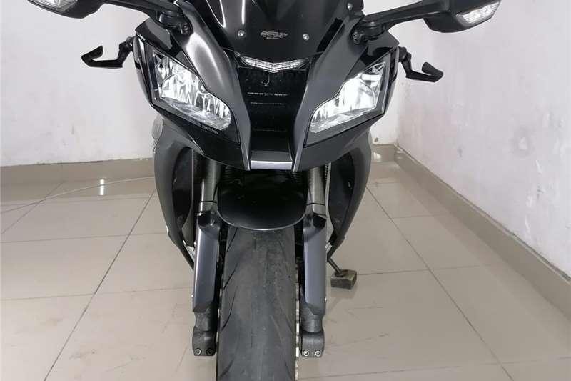 Kawasaki ZX10 2012