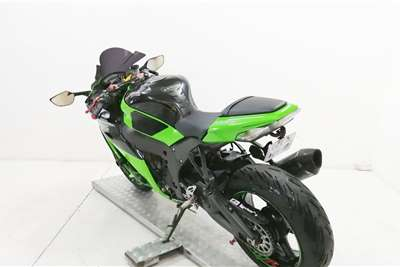 Kawasaki ZX10 2013