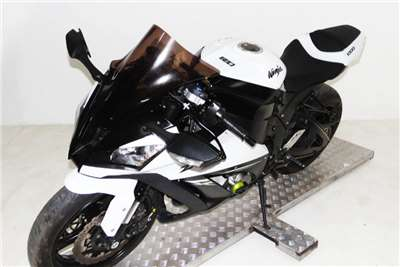 Kawasaki ZX10 2014