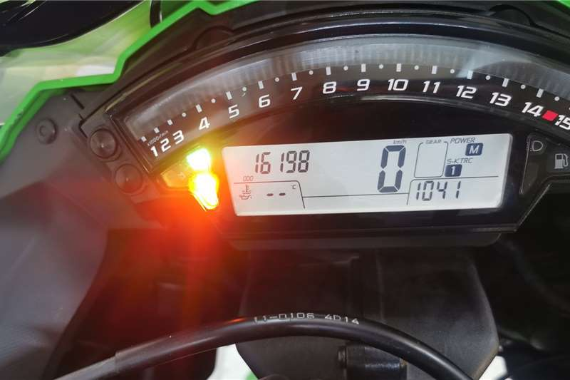 Used 2014 Kawasaki ZX10