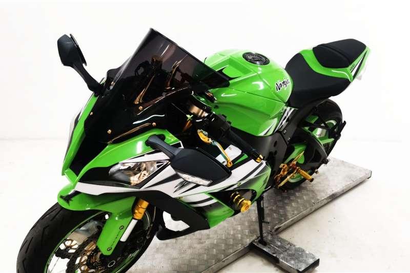 Kawasaki ZX10 2015