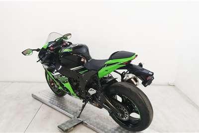 Kawasaki ZX10 2016