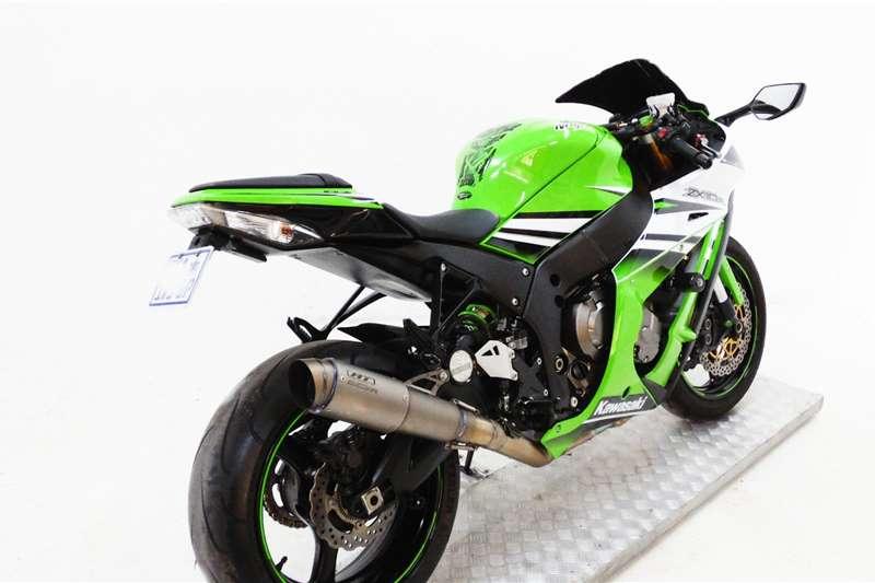 2016 Kawasaki ZX10