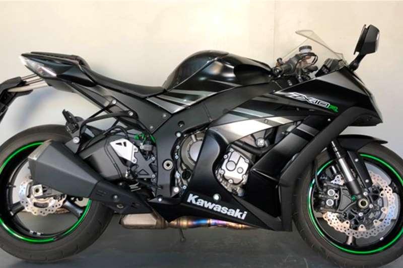 2015 Kawasaki ZX10
