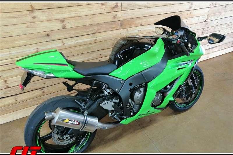 Kawasaki ZX10 0