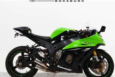 2014 Kawasaki ZX10