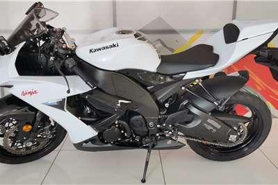 2009 Kawasaki ZX10