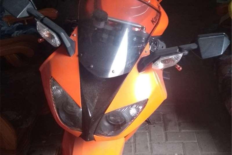 Used 2008 Kawasaki ZX10