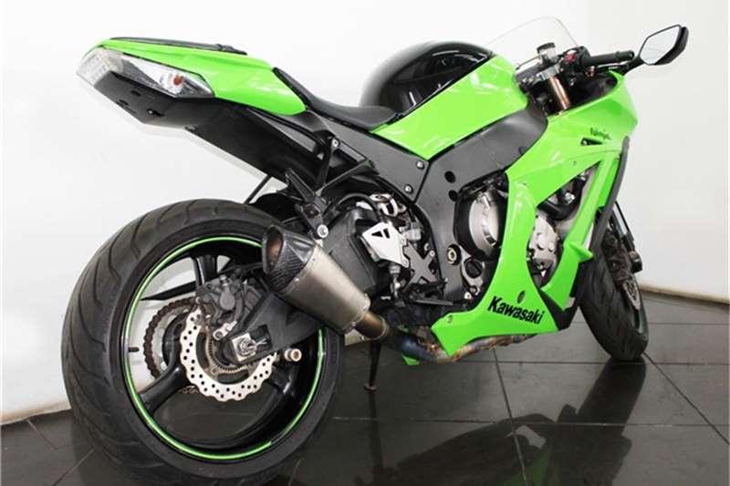 Kawasaki ZX10 R 2011