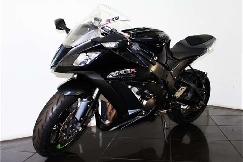 Kawasaki ZX10 R 2012
